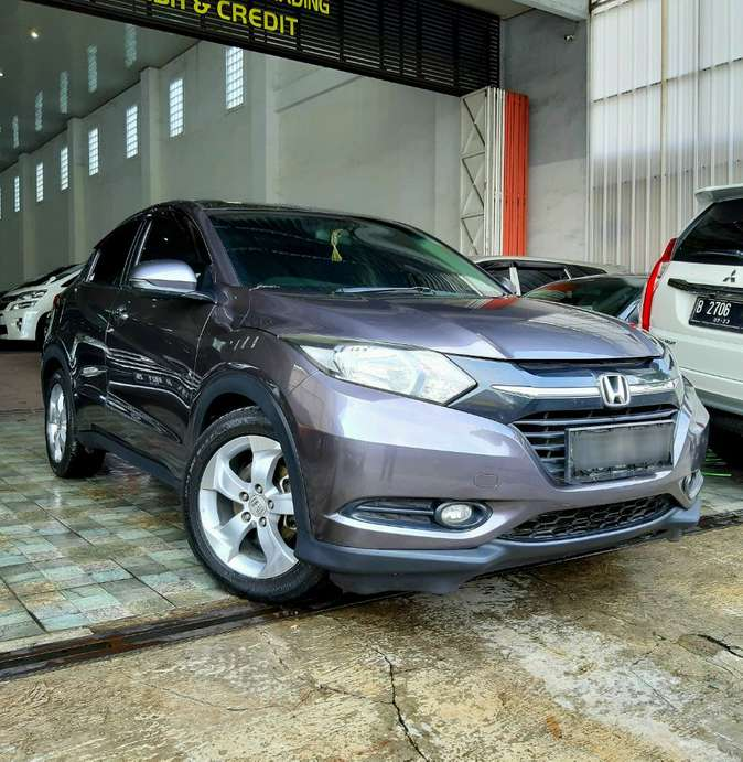 all new hrv e automatic, 2015,pjk baru gress bln 4