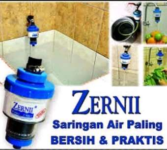 Filter Penjernih Air Merk Zernii