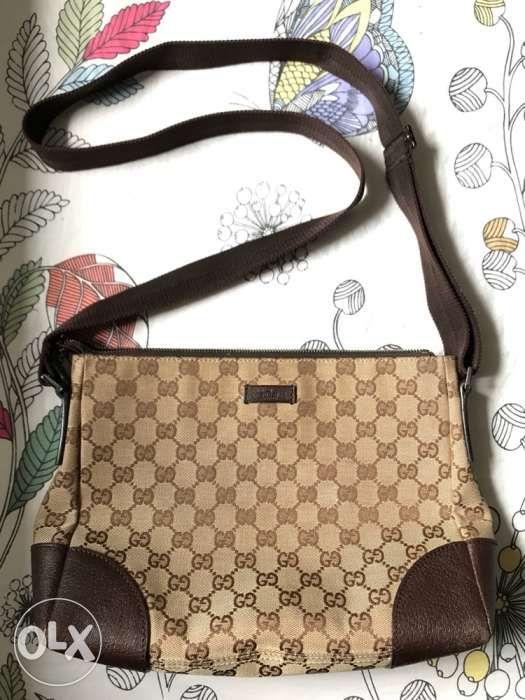 c8fc027b3ca Original Gucci sling bag messenger bag in Makati