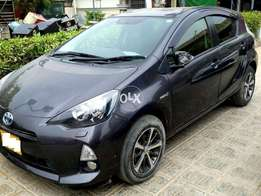 Toyota Aqua 2014, Registered 2017, G - Package, Alloy Rims