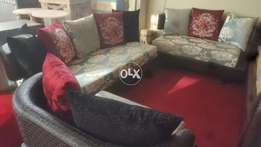 Sofa 3 2 1 six seater  for sell