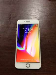 IPhone 8+ 64GB Gold LZ/A Unit + Charger