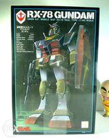 cb9c8e8f0c5 Bandai Authentic Shining Gundam RX78 gunpla model kit japan toy