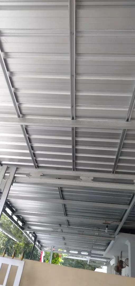 Rangka Atap Rumah Baja Ringan Solusinya Konstruksi Dan Taman 796115920