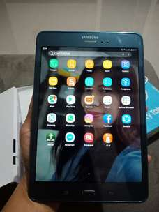 """galaxy tabA 8"""" with s pen"""