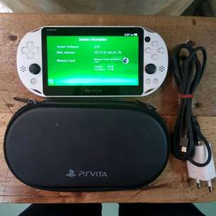 psvita slim 32gb full game firmware 3.67 pch 2006