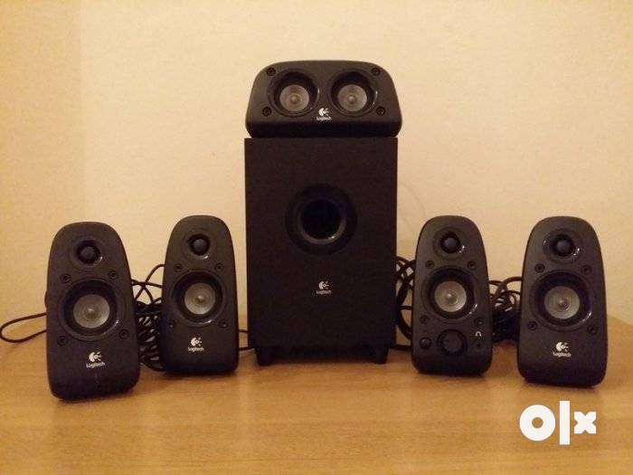 LOGITECH Z506 5 1 SYSTEM - TVs, Video - Audio - 1504638642