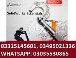 3d Solid works_Cad_Course_Islamabad Govt recognized education Govt