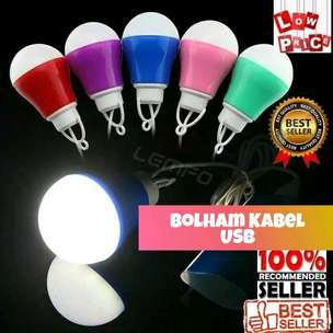Bolham Kabel USB 5W Lampu LED