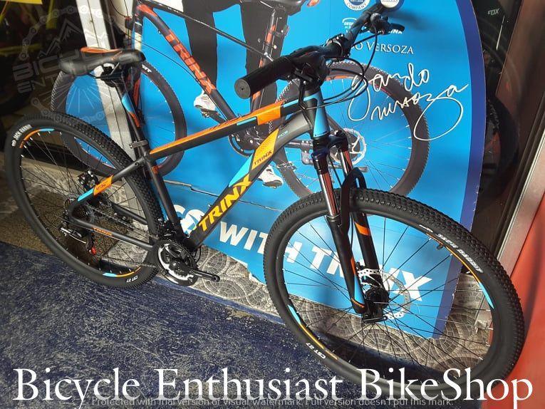 11c5e34dcc1 ... 2018 Trinx M136 Quest 29er Mountain Bike Mechanical Alloy Shimano MTB