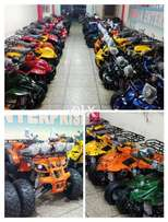 New Generation Reconditioned And Brand New ATV QUAD BIKES Available