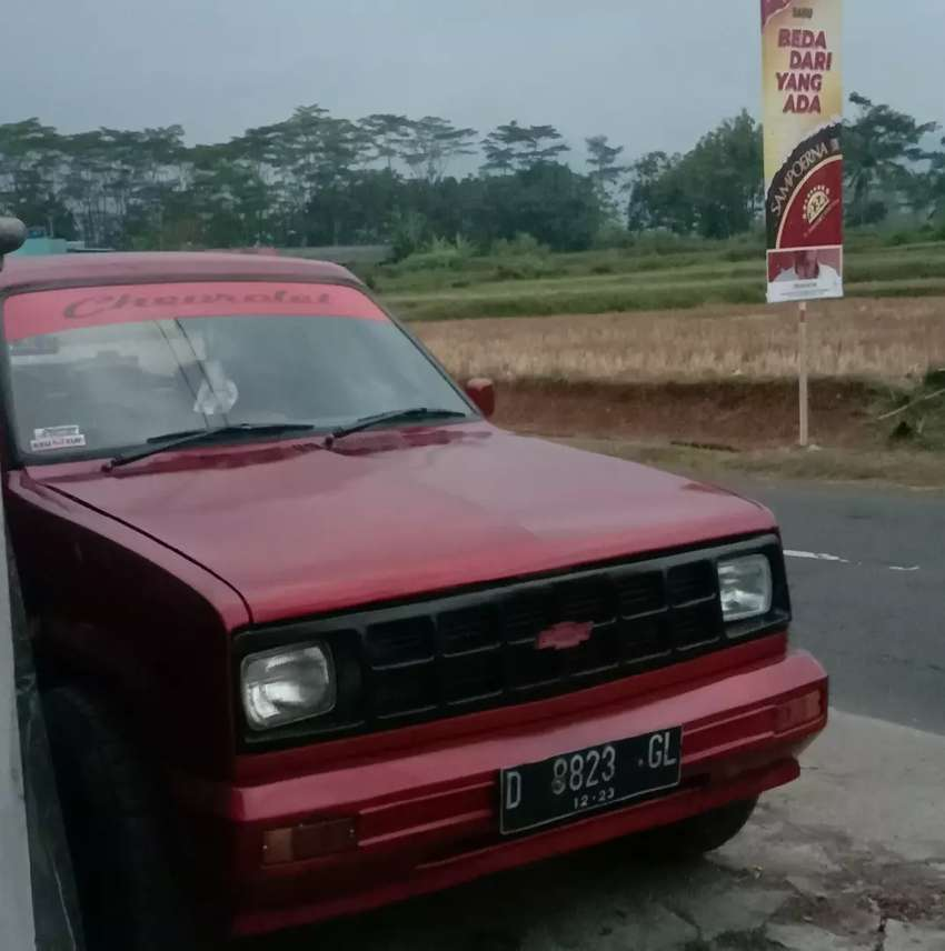 Chevrolet Luv Kbd 26 Mobil Bekas 789123258