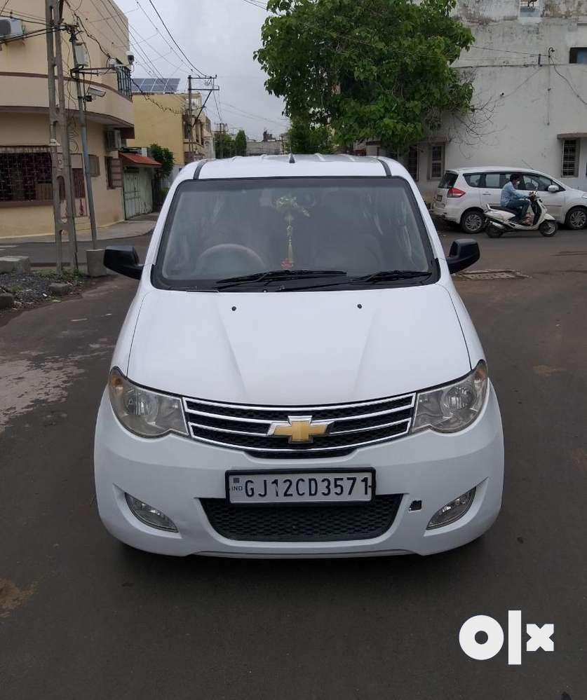 Buy Chevrolet Enjoy Olx Cars In Rajkot The Supermarket Of Used