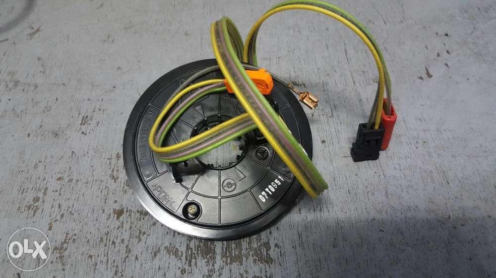 Swell Mercedes Benz W210 Eclass Airbag Horn Clock Spring Original Germany Wiring Digital Resources Otenewoestevosnl