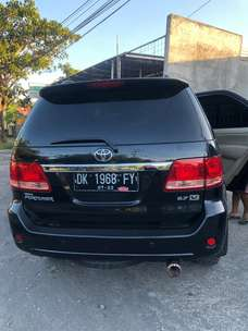 Fortuner V 2008,4x4 aktif matic