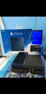 PS4 Fat Hardisk 500GB Full Games NEW
