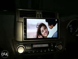 Android navigation for toyota prado All models available brand new