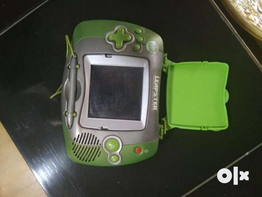 leapfrog leapster learning game system