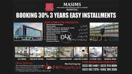 DHA Defence nasir MASIMS Hospital Best Investment Opportunity