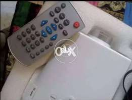 Led projector sell new condition only call