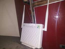 Ptcl modem in lahore only 2 month use or exchange with tp link router