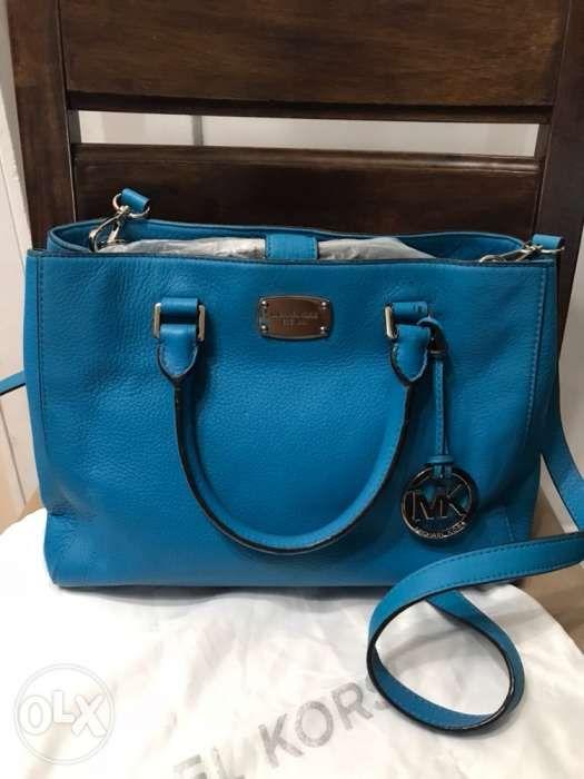 0debf49143da Authentic Michael Kors Kellen Medium Leather Satchel Bag in Quezon ...