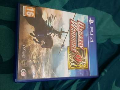 Bd ps4 dynasty warriors mulus and clean