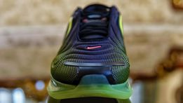 outlet store a7f00 7c558 sponsored Used Nike Air Max 720 Black Volt