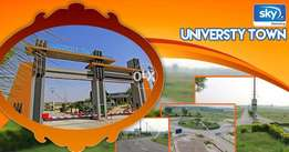 Approved From RDA University Town 25X50