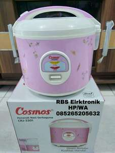 Rice Cooker best seller Cosmos 3in1 CRJ3301