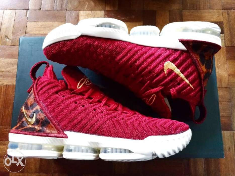 414c6643dcc Nike Lebron 16 King size 9US in Parañaque