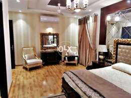 Beautiful 1kanal Fully furnished House 6 BeD Room For rent Bahria Ph4