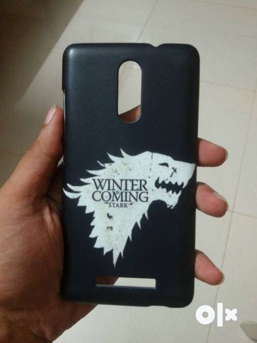 on sale 070ac 26f60 Exclusive GAME OF THRONES Redmi note 3 back cover! - TVs, Video ...
