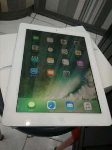 ipad 4 wifi cell 4G 64gb lkp normal semuanya
