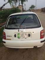 Nissan march model 1999 Import 2007 Exchange possible