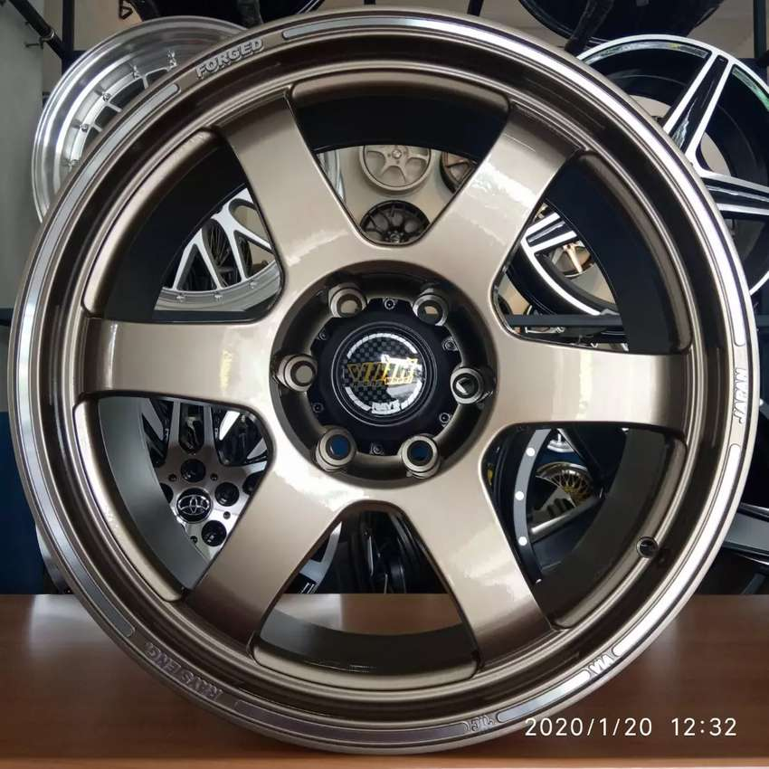 Velg Ring 20x9 0 Pcd 6x139 7 Model Velg Rays Te37 On