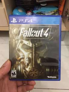 One Of The Best Ps4 Game: Fallout 4