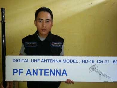 pusat pemasangan antena lokal hd wilayah