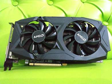 PowerColor Red Dragon RX 580 4GB 256 Bit GDDR5