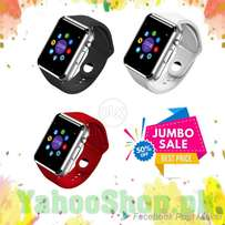 Smart Watch Apple Style Up to 32 GB SD Card Supporting Bluetooth Phone
