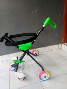 scooter led anak