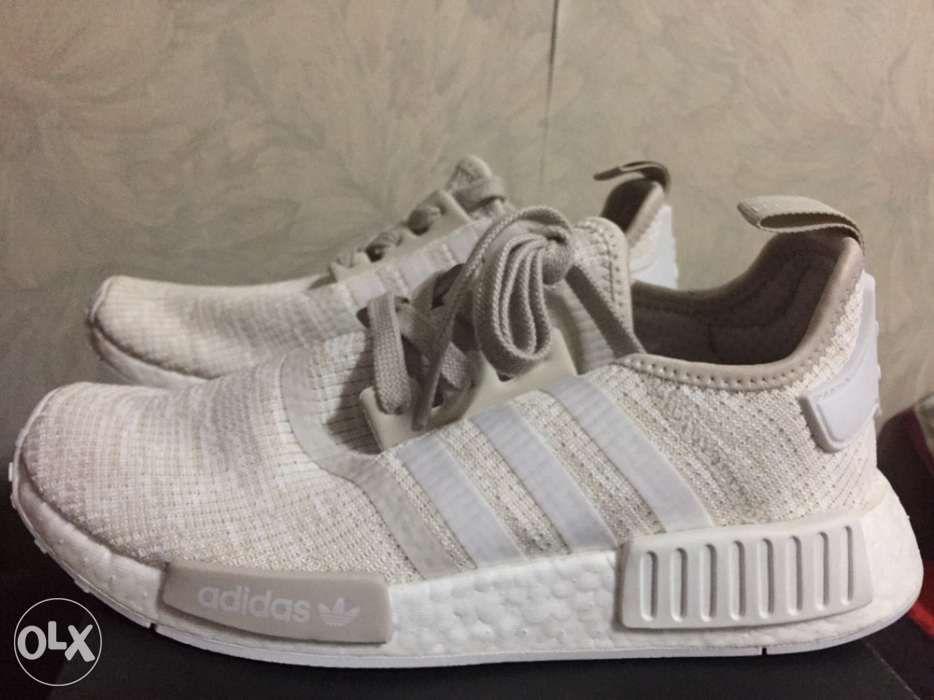 pretty nice db392 f26a3 Adidas NMD R1 Womens Cream White size 6.5 US ...