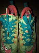 the latest 0248b 80fb2 Nike Lebron 12 low Palmer size US 9