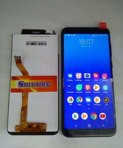 lcd+touchscreen Asus Zenfone Max Pro M2 #SOLUTION
