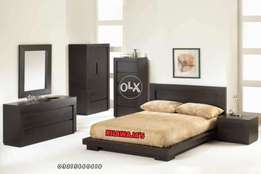 Brand New Bed with side table dressing khawaja's Fix price