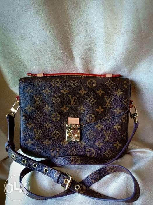 7e8971ce80e9 Free shipping LV pochette metis sling bag for ladies in Imus