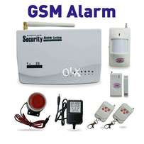 Wireless GSM Alarm Mobile Alert System Home and Office , Shop Security