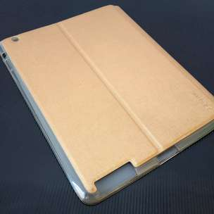 Cover Softtouch iPad 2,3,4 Gold
