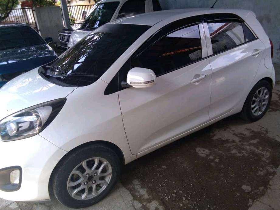 For sale All new kia picanto tahun 2012 Subang  85 Juta