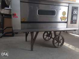 Commercial deck oven automatic NeW at factory price